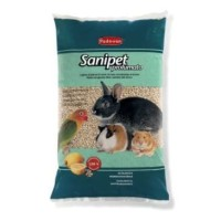 Padovan Sanipet Profumato 10 Lt Alas Kandang For Small Animal