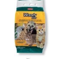 Padovan Woody Litter 10 Lt Alas Kandang For Small Animal