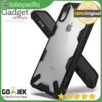 Harga original ringke fusion x case iphone xr iphone xr hitam | Pembandingharga.com