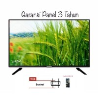 Changhong L50G3A LED TV [50 inch] 3HDMI, 1USB, 1VGA, HEADPHONE OUTPUT