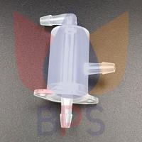 2 Level Buffer Ink Bottle / Ink Buffer Filter for Digital Printing
