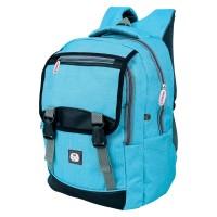 tas anak remaja perempuan biru tas sekolah kuliah anak cewek wanita C2