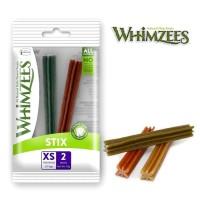 Whimzees Dental Chew Dog Treats Stix XS (2 pieces)