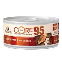 Wellness Core 95% Chicken Cat Canned Food Makanan Kucing 5.5 oz