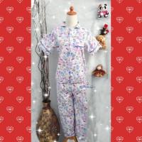 b3be0a43e Piyama Anak/Baju Tidur Anak Katun Jepang/HELLO KITTY & BEAR/SIZE 14