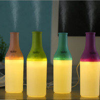 Humidifier Magic Bottle Mini Pelembab Udara Ruangan - HMO014