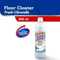 SOS Sereh Botol Pembersih Lantai [800 ML]