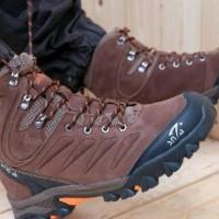 Sepatu hiking snta - sepatu gunung waterproof - sepatu anti air - se