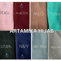 Model Baru Hijab Instant Jilbab Zafina Pastan Instan