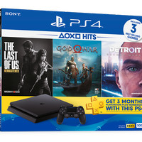 Console PlayStation 4 Slim Hits Bundle 2018 + Fallout 76