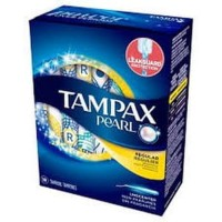 Tampax Pearl Regular Tampon 18 pcs Unscented