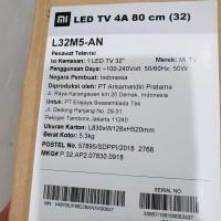 Xiaomi Smart LED TV 4A 32 INCHI GARANSI RESMI TAM ERAJAYA