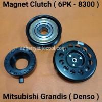 Magnet Clutch 6PK Mitsubishi Grandis Denso Bagus