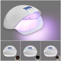 Nail Drayer LED UV 50 watt pengering kutek thumbnail