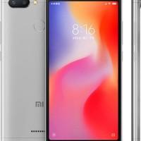 """Xiaomi Redmi 6 AI 3Gb/32Gb Garansi Distributor 1 Tahun - Emas"""