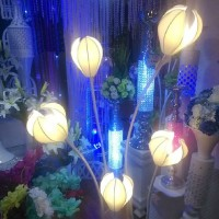 Lampu Berdiri Lampu Hias Bendable Rose Lighting Lampu Pesta Keren