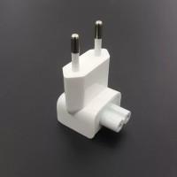 EU plug magsave / kepala colokan listrik kaki 2 ipad/macbook ORIGINAL