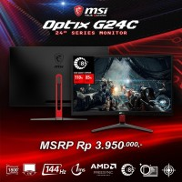 MSI Optix G24C