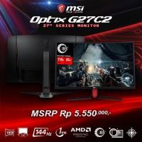 MSI Optix G27C