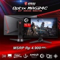 MSI Optix MAG24C