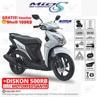 Yamaha MIO S - OTR BKS, CKR, DPK