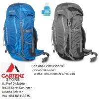 Tas Gunung Keril Carrier Consina Centurion 50 L
