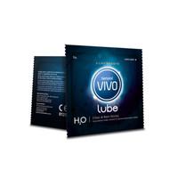 VIVO h2o Lube - Pelumas Lubricant Kondom 1 Box 36 Sachet