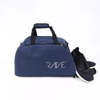 Travel Bag Rave Original Tas Sepatu Olahraga Gym Fitness Futsal Casual