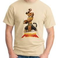 Jual Kung Fu Panda 03 - Tigress Film Kartun Cartoon Kaos Distro Ordinal Murah