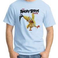 Jual Angry Birds 10 - Chuck Game Kaos Distro Ordinal Murah