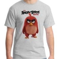 Jual Angry Birds 12 - Red Game Kaos Distro Ordinal Murah