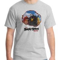 Jual Angry Birds 05 - Red Bomb Chuck Game Kaos Distro Ordinal Murah