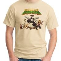 Jual Kung Fu Panda 09 - Film Kartun Cartoon Kaos Distro Ordinal Murah