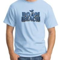 Jual Boom Beach Logo - IOS Android Game Kaos Distro Ordinal Murah