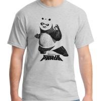 Jual Kung Fu Panda 13 - Po Film Kartun Cartoon Kaos Distro Ordinal Murah