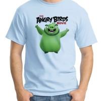 Jual Angry Birds 13 - Leonard Mudbeard Game Kaos Distro Ordinal Murah