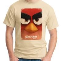 Jual Angry Birds 17 - Red Game Kaos Distro Ordinal Murah