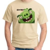 Jual Angry Birds 16 - Piggies Game Kaos Distro Ordinal Murah