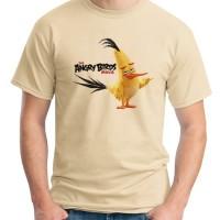 Jual Angry Birds 09 - Chuck Game Kaos Distro Ordinal Murah