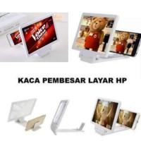 KACA PEMBESAR LAYAR 3D ENLARGED SCREEN LAYAR PEMBESAR HP LCD 8.5 inch
