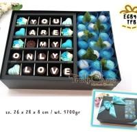 hadiah valentine coklat trulychoco special untuk kekasih