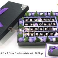 hadiah special valentine coklat trulychoco