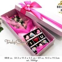 hadiah valentine special pacar coklat trulychoco