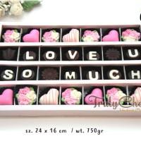 hadiah valentine coklat trulychoco special