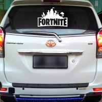 Sticker Decal Reflective Fortnite