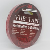 VHB 3M Double Tape 12mm x 4.5mm ORIGINAL 1pcs