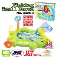 Mainan Fishing Small Daren Pancingan Ikan Air 3306-3 SNI