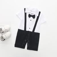 Harga baju anak import murah balita strap romper laki laki black | Pembandingharga.com