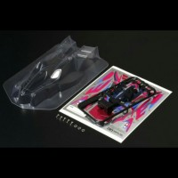 Tamiya #95471 - Manta Ray Mk.II Body Set (Clear)