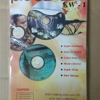 CD Label Magic HVS LK